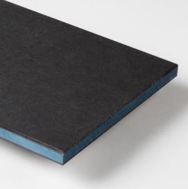 Plintenfabriek | MDF vochtwerend plaat duo kleur blauw - eenvoudig online bestellen
