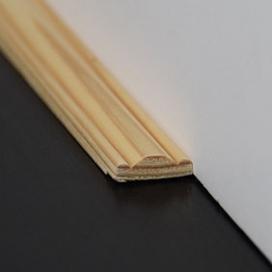 Plintenfabriek | Retro sierlijst grenenhout - eenvoudig online bestellen