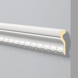 Plintenfabriek | NMC Arstyl Z1 PU-plafondlijst - eenvoudig online bestellen