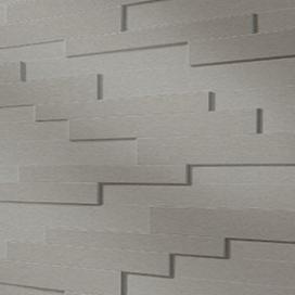 Plintenfabriek | 3D-wandpaneel RVS - eenvoudig online bestellen
