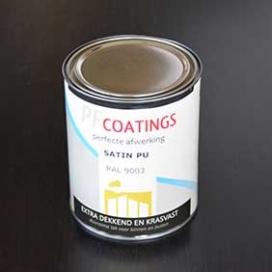 Plintenfabriek | PF Coatings zijdeglans terpentinebasis - eenvoudig online bestellen