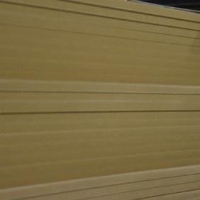 Plintenfabriek | MDF ecologisch plaat bruin - eenvoudig online bestellen