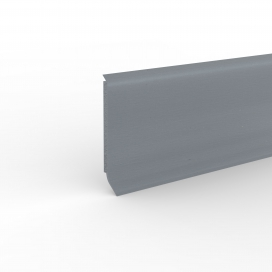 Plintenfabriek | PVC-plint lichtgrijs - eenvoudig online bestellen