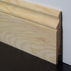 Plintenfabriek | Kasteelplint grenenhout - eenvoudig online bestellen