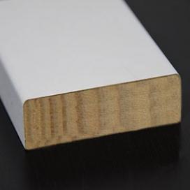 Plintenfabriek | Rechte plintneut hardhout - eenvoudig online bestellen