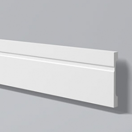 Plintenfabriek | NMC Wallstyl FD15 HDPS-plint - eenvoudig online bestellen