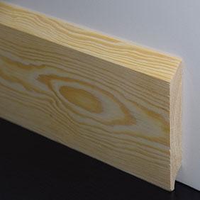 Plintenfabriek | Decoplint grenenhout - eenvoudig online bestellen
