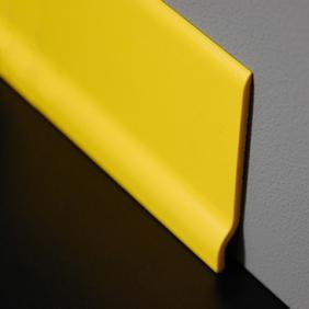 Plintenfabriek | PVC-plint geel - eenvoudig online bestellen