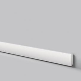 Plintenfabriek | NMC Wallstyl FT2F Finished HDPS-plint - eenvoudig online bestellen