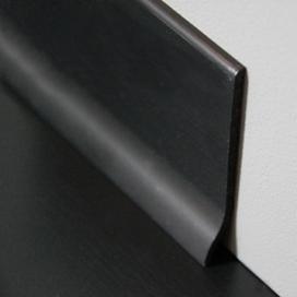 Plintenfabriek | PVC-plint zwart - eenvoudig online bestellen