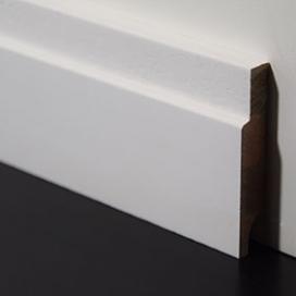 Plintenfabriek | Trede plint merantihout - eenvoudig online bestellen