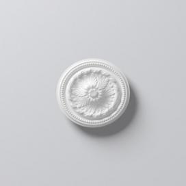 Plintenfabriek | Arstyl R5 - Rozet van PU - eenvoudig online bestellen
