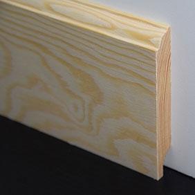 Plintenfabriek | Kraalplint grenenhout - eenvoudig online bestellen