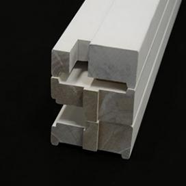 Plintenfabriek | Kozijn stomp hardhout - eenvoudig online bestellen