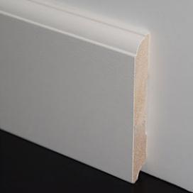 Plintenfabriek | Kraal plint hardhout mix (spuitplamuurlaag afwerking) - eenvoudig online bestellen