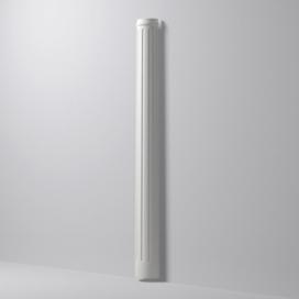 Plintenfabriek | NMC Domostyl DHFS2 - Gecanneleerde pilaster - eenvoudig online bestellen