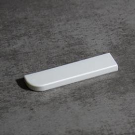 Plintenfabriek | Set eindstukjes (L + R) aluminium plint 5405 - eenvoudig online bestellen