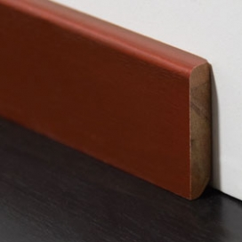 Plintenfabriek | Plint meranti blank gelakt - eenvoudig online bestellen