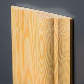 Plintenfabriek   Chic-architraaf grenenhout - eenvoudig online bestellen