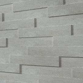 Plintenfabriek | 3D-wandpaneel beton - eenvoudig online bestellen