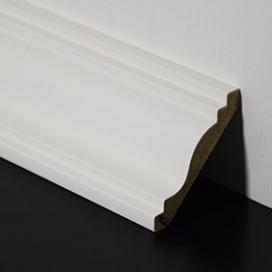 Plintenfabriek | Klassieke kroonlijst hardhout - eenvoudig online bestellen